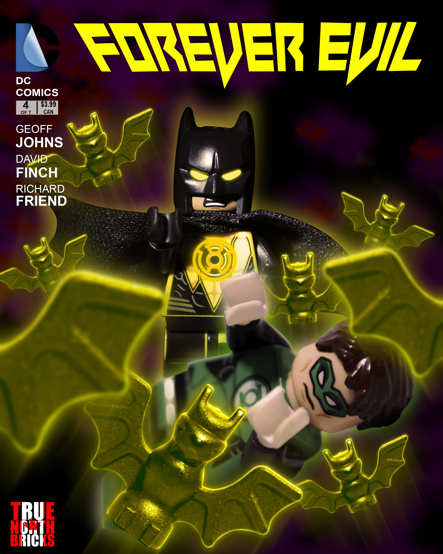 LEGO-fied: Forever Evil - True North Bricks   Lego, Evil ...