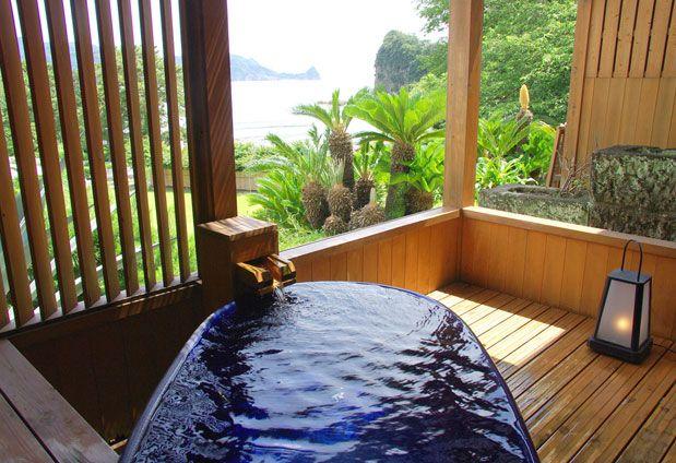 堂ヶ島温泉 ホテル