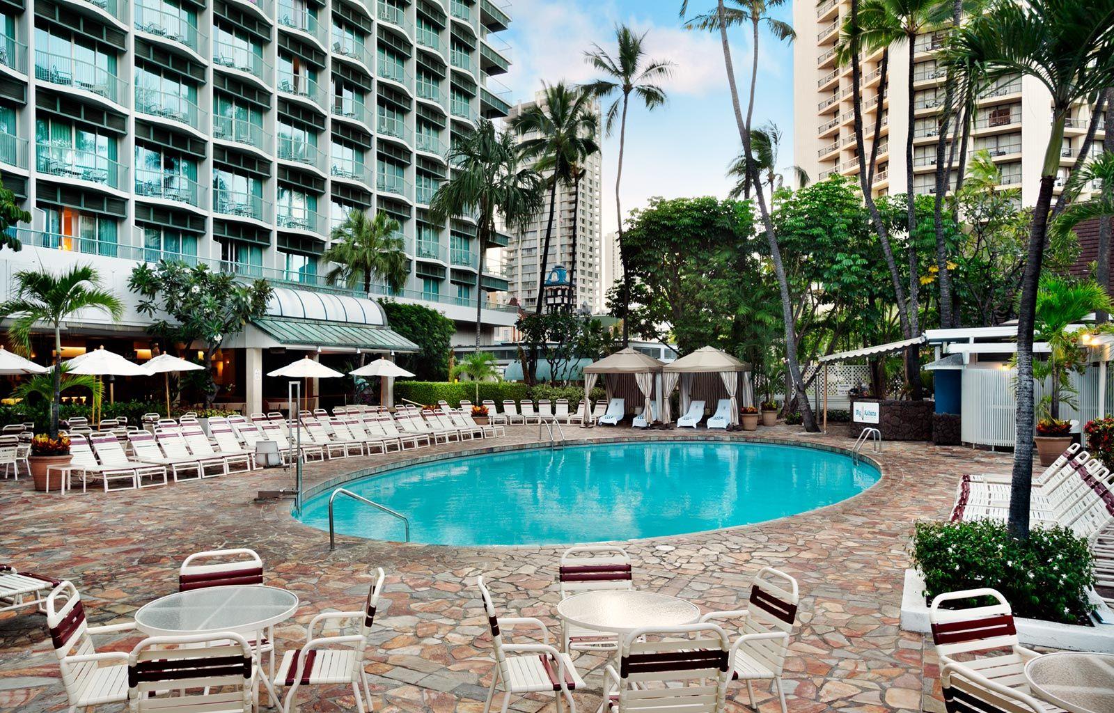 Sheraton Princess Kaiulani Pool Destin Resorts Vacation