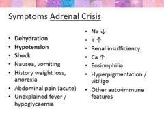 Path 78 Adrenal Insufficiency - Diabetes Mellitus flashcards ...