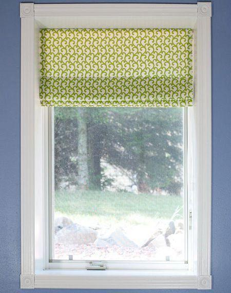 como hacer cortinas romanas paso a paso Hazlo tú mismo/Artesanías