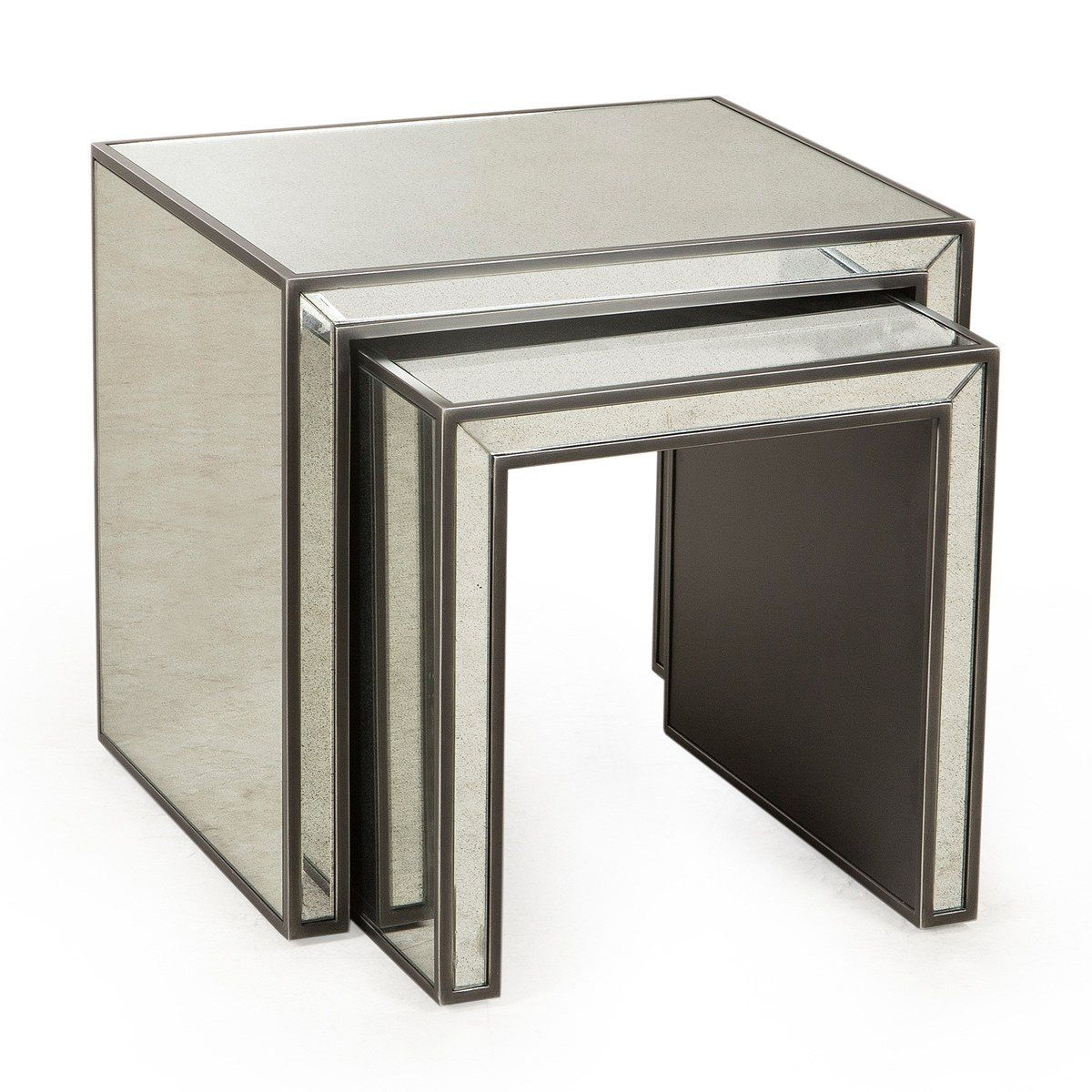 Andrew Martin Agatha Nest Of Side Tables