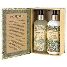 Sue - Buy Heathcote & Ivory Morris & Co Golden Lily Hand Wash & Hand Lotion Duo Online at johnlewis.com