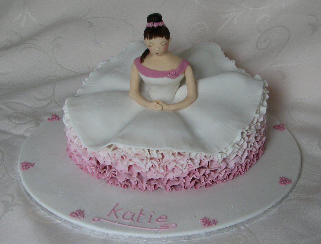 Cakes Wellington Cakes Ballet Dancer Birthday Cake Famous - Ballet birthday cake
