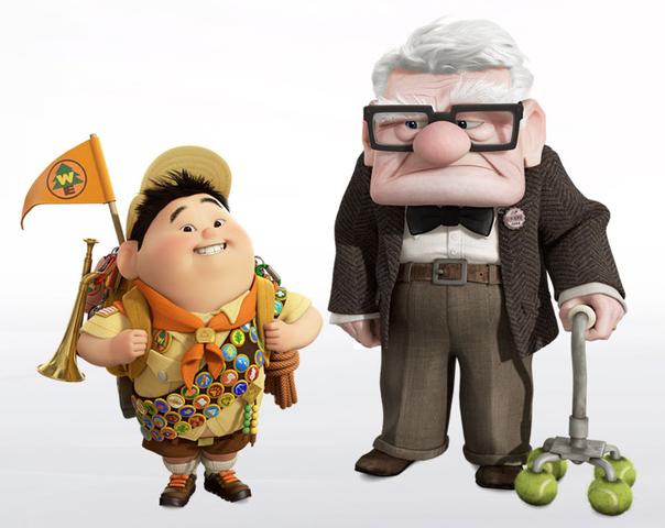 up movie characters russell hd wwwpixsharkcom images