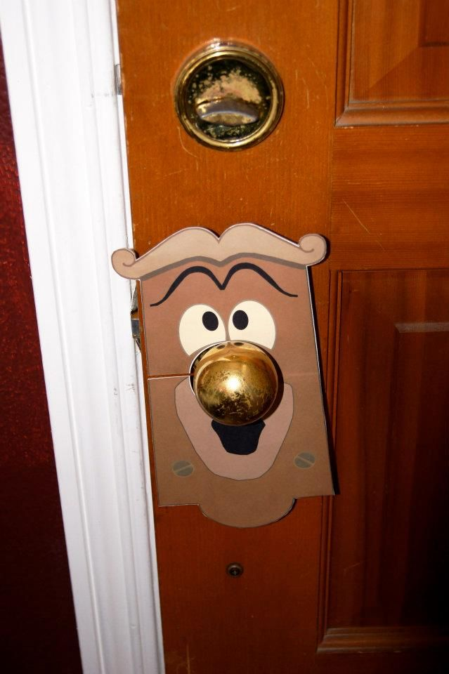 Door Knob Decor from Alice in Wonderland! If i cant have the real one i & cute for door let guests take a sucker | Disney Cruise Fish ... Pezcame.Com