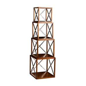 Shuffle Stack Cubes - Set of 4