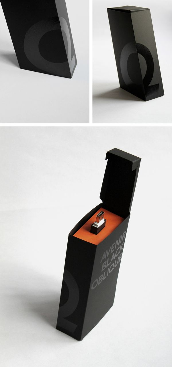 Avenir Oblique Package By Jesper Olsson Via Behance Packaging Packaging Design Typography