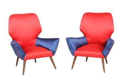 Poltrone Anni 40 50 Modernariato Design Pinterest Poltrone