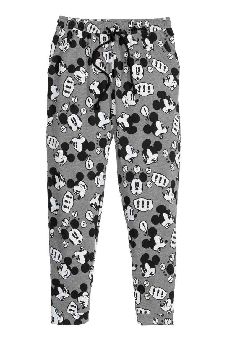 Patterned Joggers Unique Decorating Design