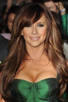 Hairstyles For Heart Shaped Face Bangs Heart Shaped Face  Sök På Google  Hair  Pinterest  Heart