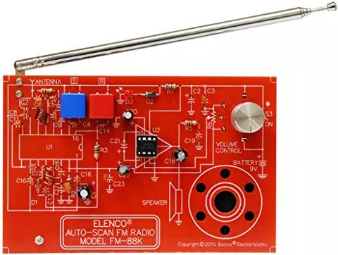adult build kits Radio kit, Electronic kits