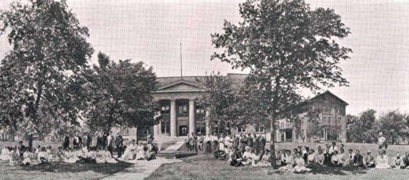 Dowling college 9th college 1911 des moines iowa