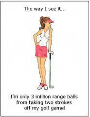 Golf Humor Swings Golf