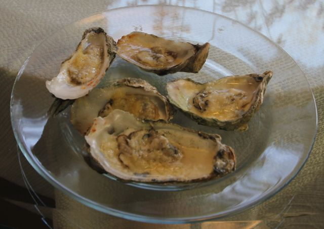 Cajun Chargrilled Oysters Recipe