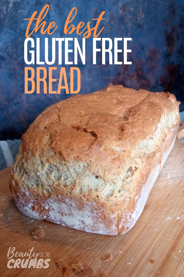 Easy Gluten Free Bread Recipe That Anyone Can Make