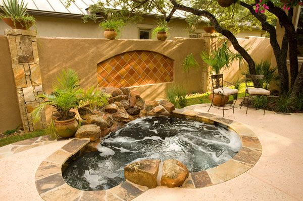 47 Irresistible Hot Tub Spa Designs For Your Backyard Jacuzzi