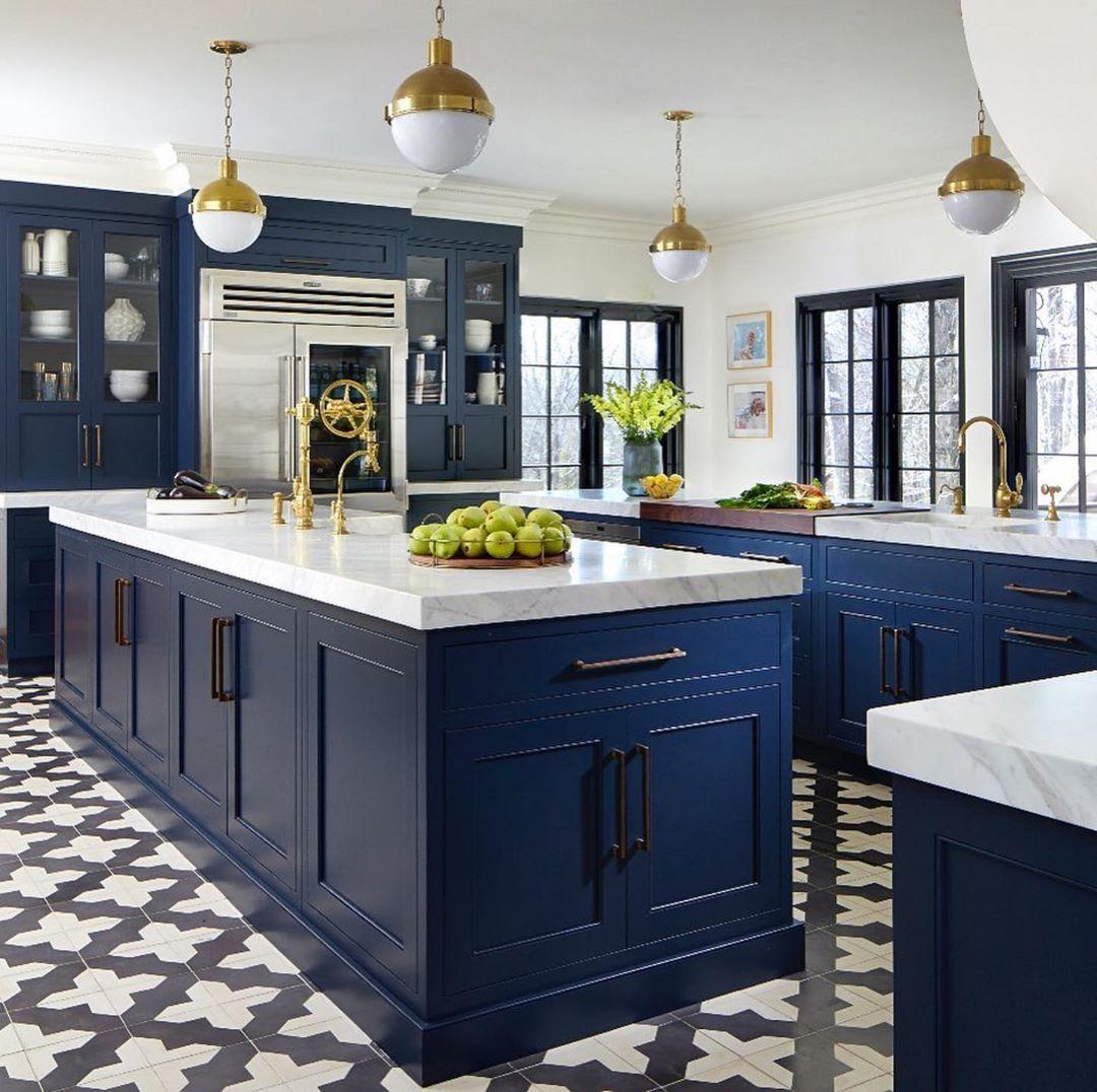 24 royal and warm blue kitchen design ideas kitchen design blue kitchen decor blue kitchen on kitchen decor blue id=40876