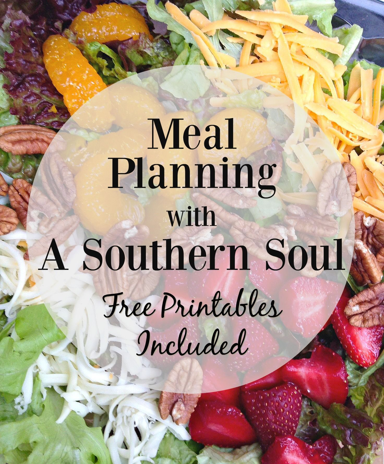 Meal Planning For Beginners Making Your Grocery List