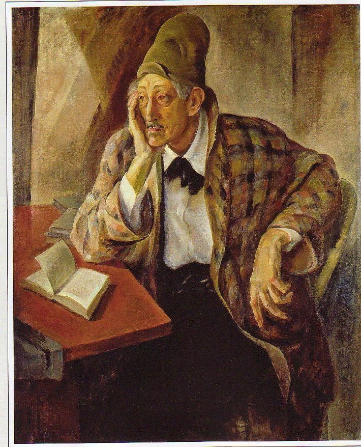 """king of bohemians,"" Sadakichi Hartman, the German Japanese poet, artist, and critic"