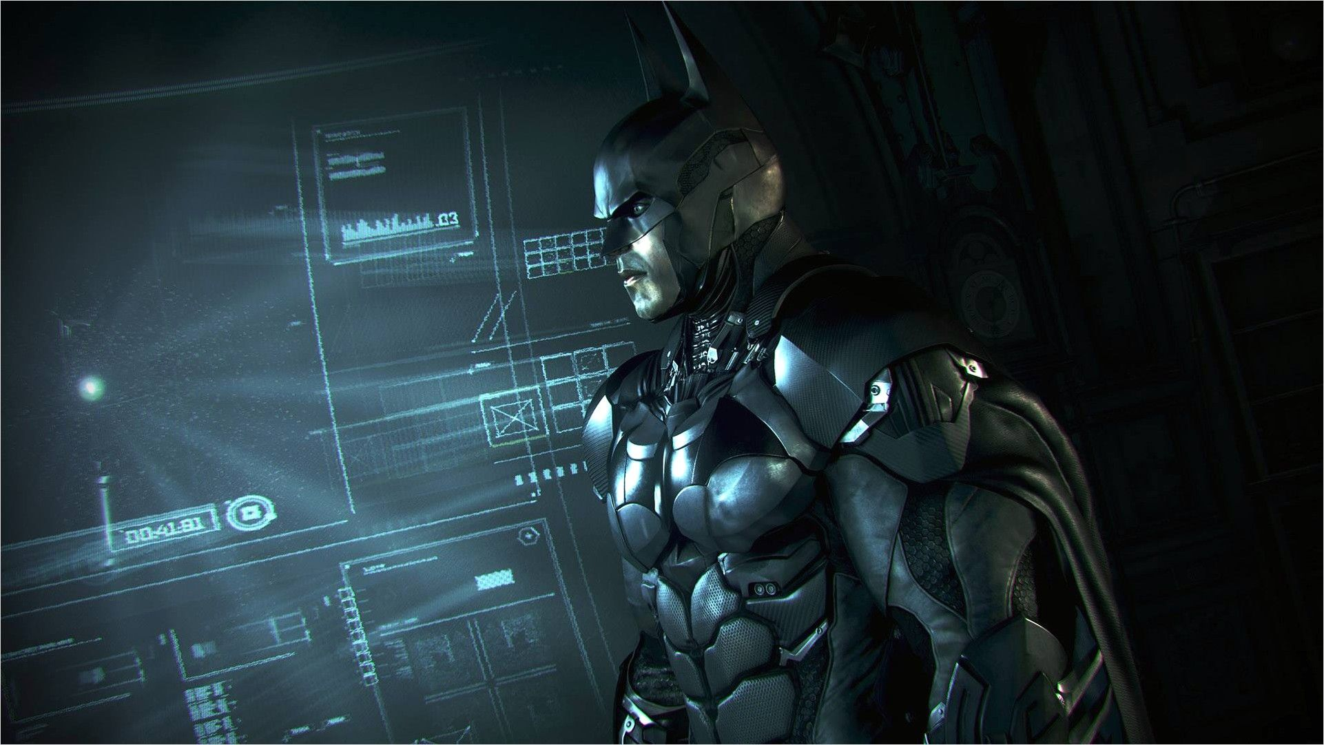 4k Animated Wallpaper Windows 10 In 2020 Arkham Knight Batman Arkham Batman Arkham Knight
