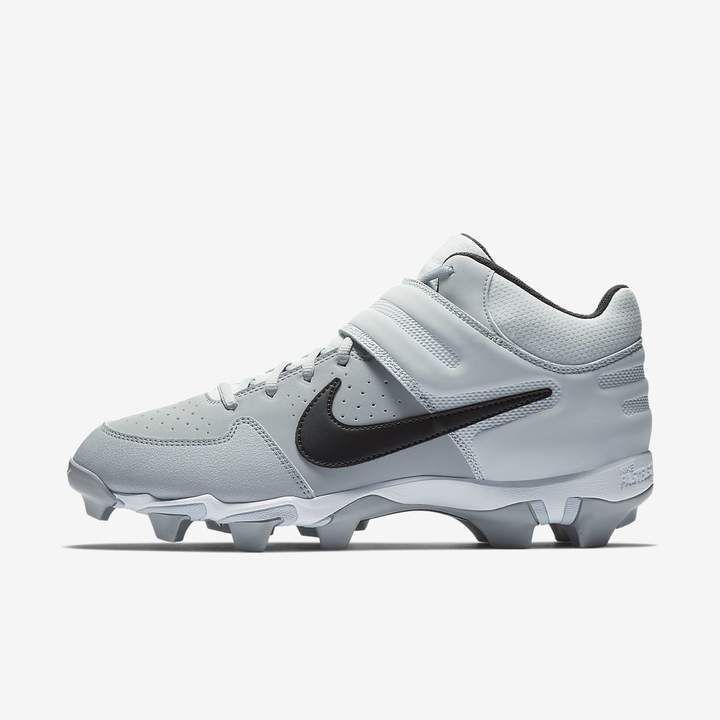 5dedf3f213677 Nike Alpha Huarache Varsity Keystone Mid Men s Baseball Cleat ...
