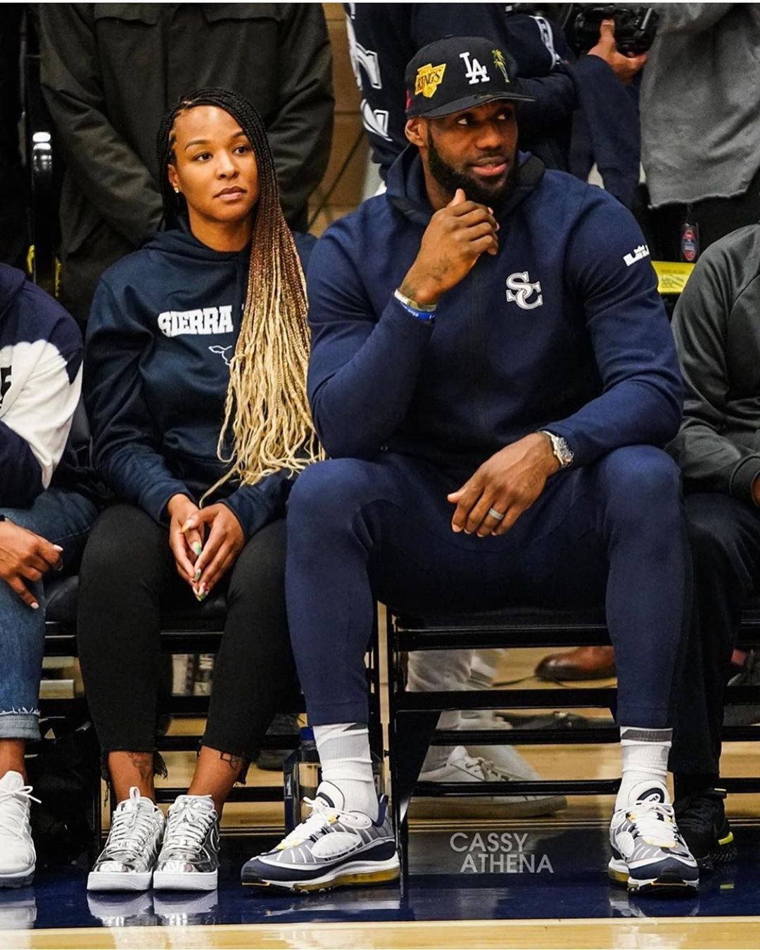 104 Likes 1 Comments Lipstick Iced Tea Glitter Litng18 On Instagram Comments In 2020 Lebron James And Wife Retro High Waisted Bikini Lebron James Family
