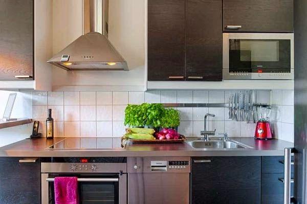 Gambar Dapur Minimalis Sederhana Mungil Nan Cantik Rumah Pinterest