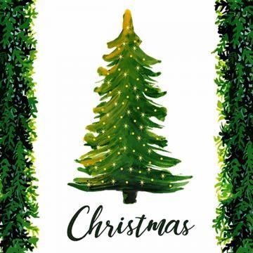수채화 요약 크리스마스 트리 수채화 컬러 컬러 Png 및 벡터 에 대한 무료 다운로드 크리스마스 트리 수채화 크리스마스
