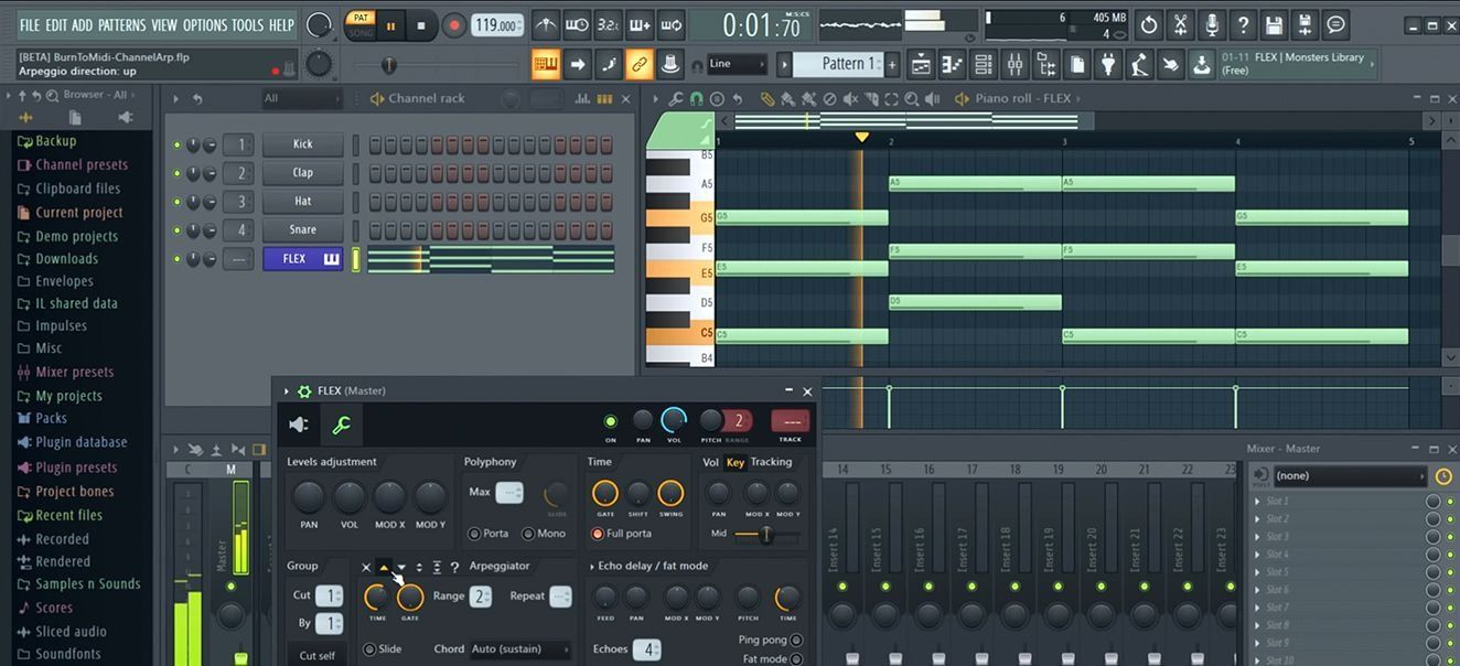 FL Studio 20.7.2.1863 Crack with Full Patch Free Download
