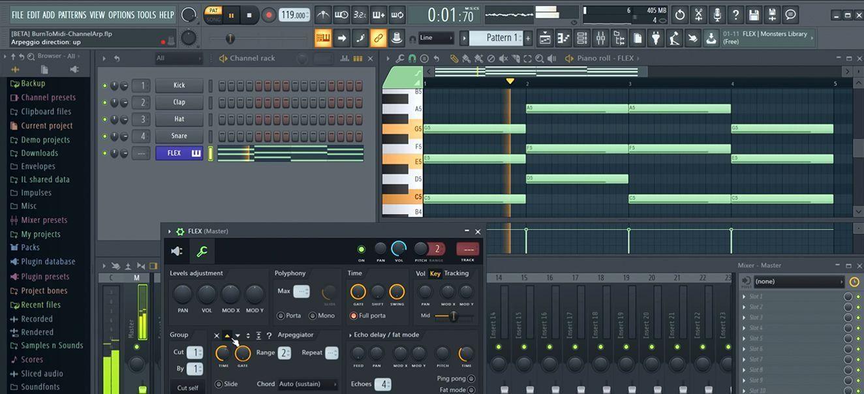 Fl studio 206 is here with major improvements music