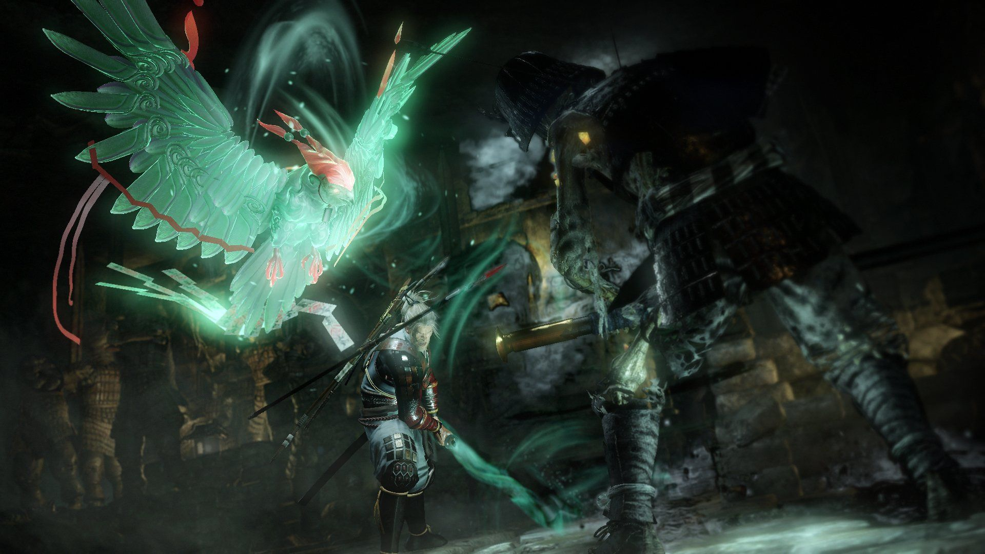 60 Nioh HD Wallpapers | Backgrounds - Wallpaper Abyss
