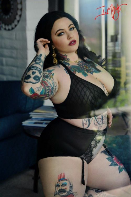The Grigori - Silver BBW/Chubby Lust | tattoo chicks ...