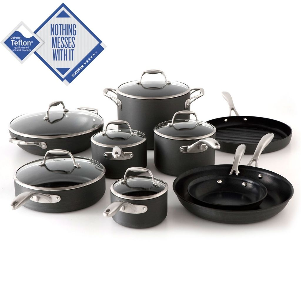 These Days Buying The Healthiest Cookware Is An Afterthought With The Cookware Market Saturated With New Healthy Cookware Hard Anodized Cookware Cookware Set