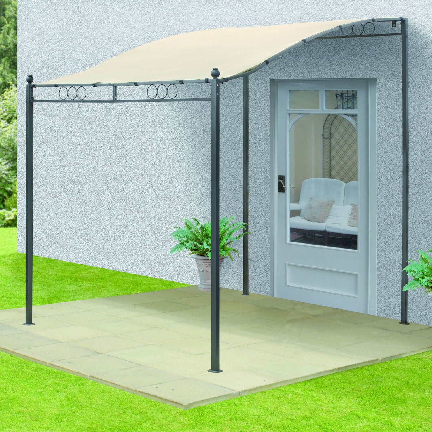 Gazebo Awning Hard Top Gazebo 1024x773 Metal Gazebos Garden Awning