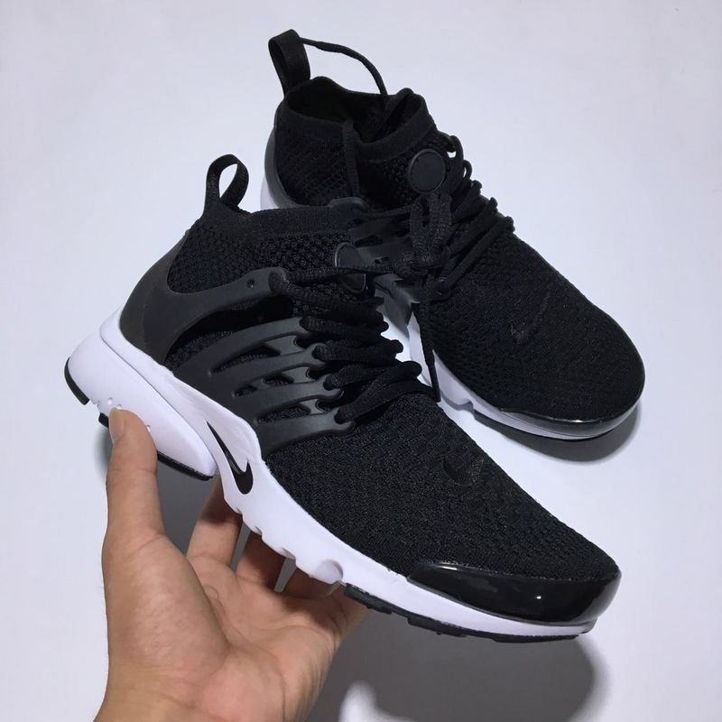 c60332c505db Black White Black Nike Air Presto Flyknit Ultra