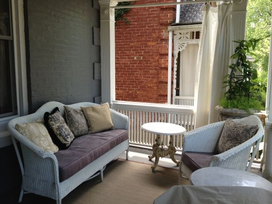 The Verandah vacation rental by owner in Stratford ...
