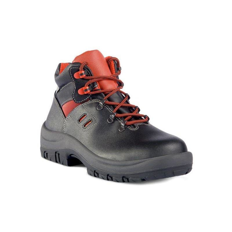 POSEIDON Chaussure de securite montante S3 HRO Noir T. 38