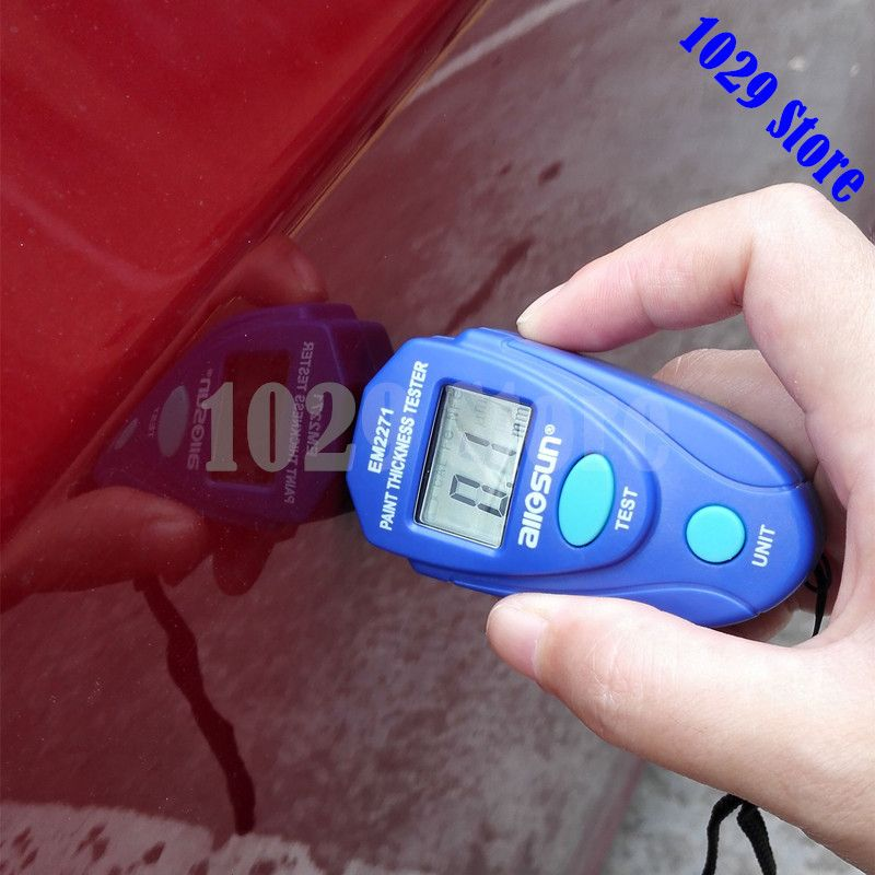 ALL-SUN EM2271 Digital Thickness Gauge Coating Meter Car