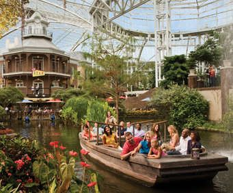 opryland hotel christmas packages