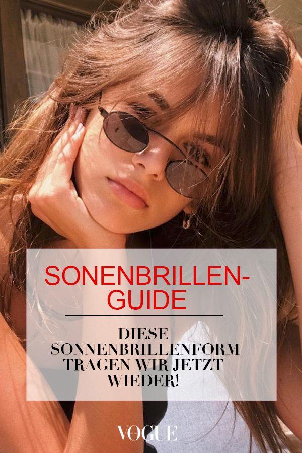 90ies Comeback: Mini Sonnenbrillen für den Sommer! – Fashion