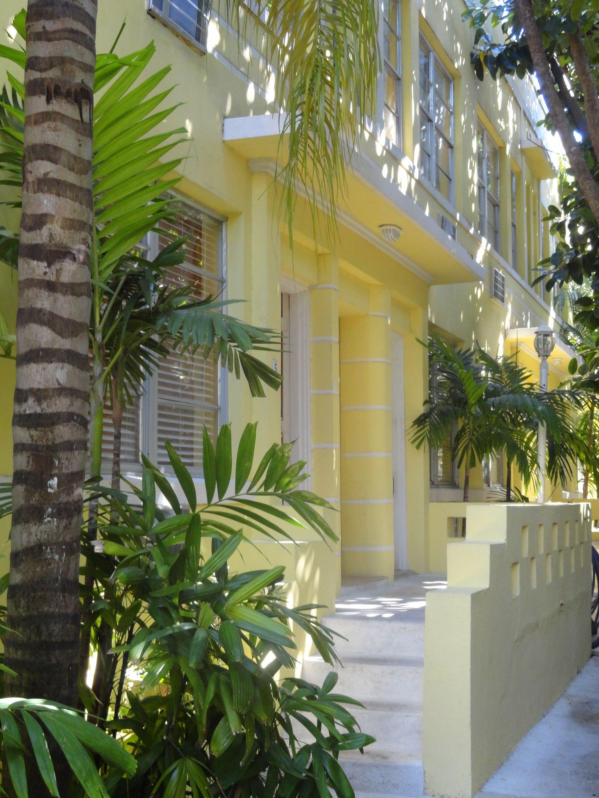 Villa Paradiso South Beach Miami By Lucie