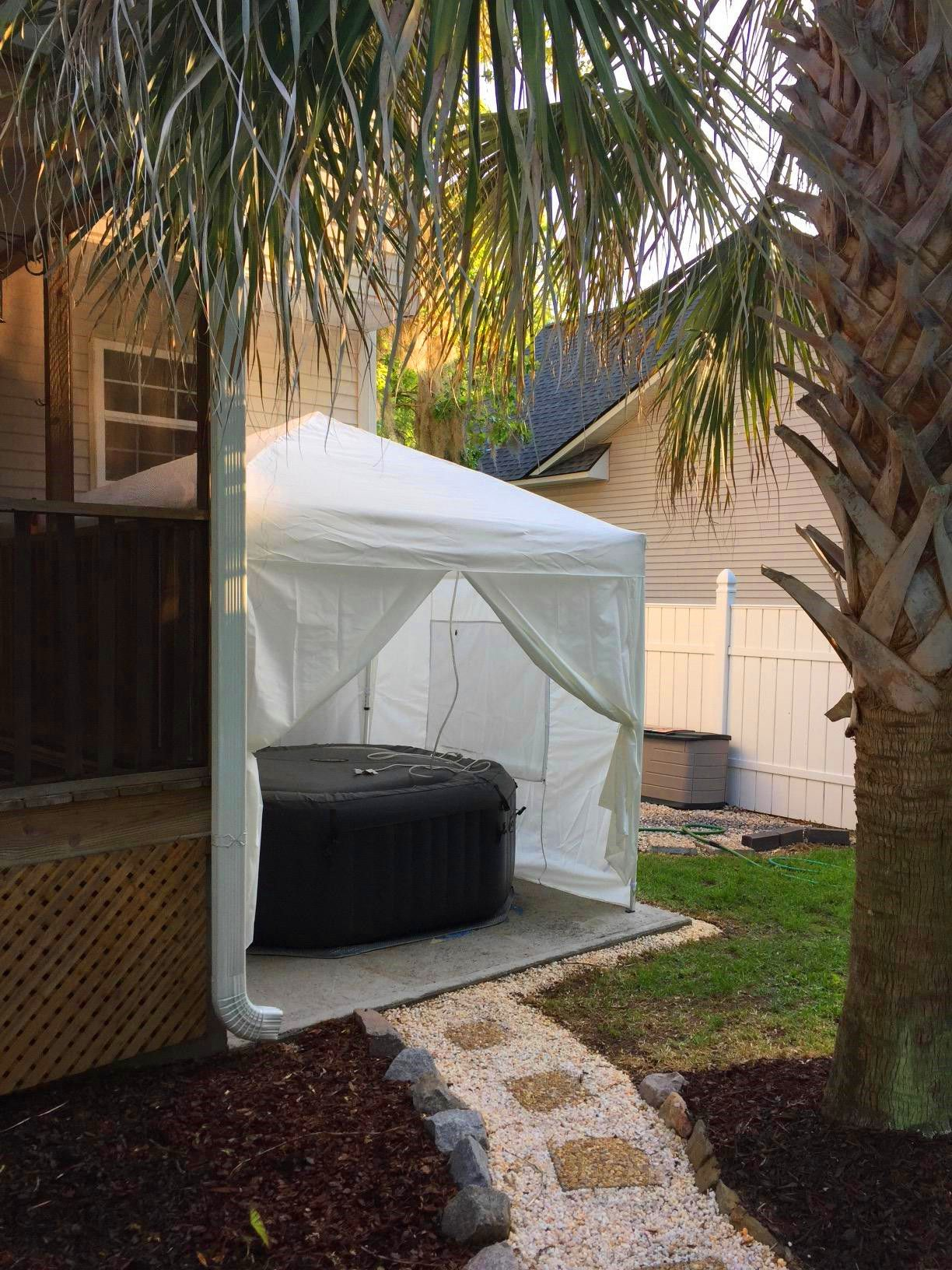 Framing A 10x10 Room: Quictent Privacy Upgraded Standard 10' X 10' Pop Up Canopy