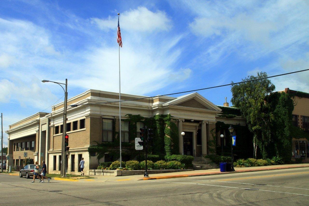 Watertown Public Library in Watertown, Wisconsin | Public