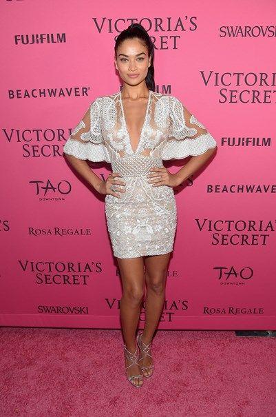 Victoria's Secret 2015: Pink Carpet - Eventos - Vogue Portugal