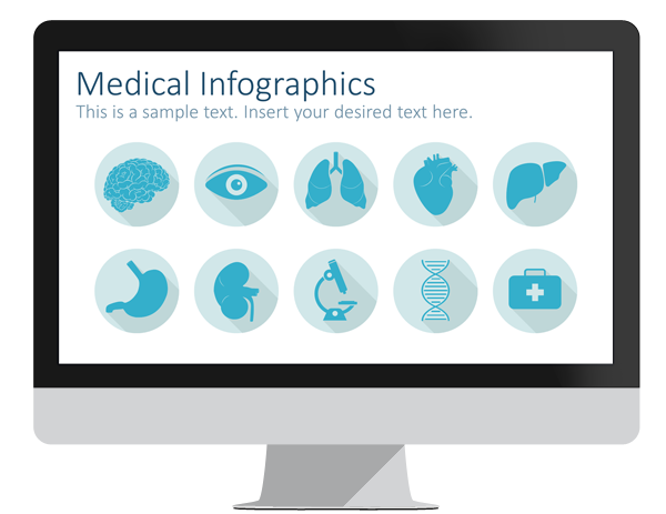 Medical Infographics for PowerPoint | Powerpoint Icons