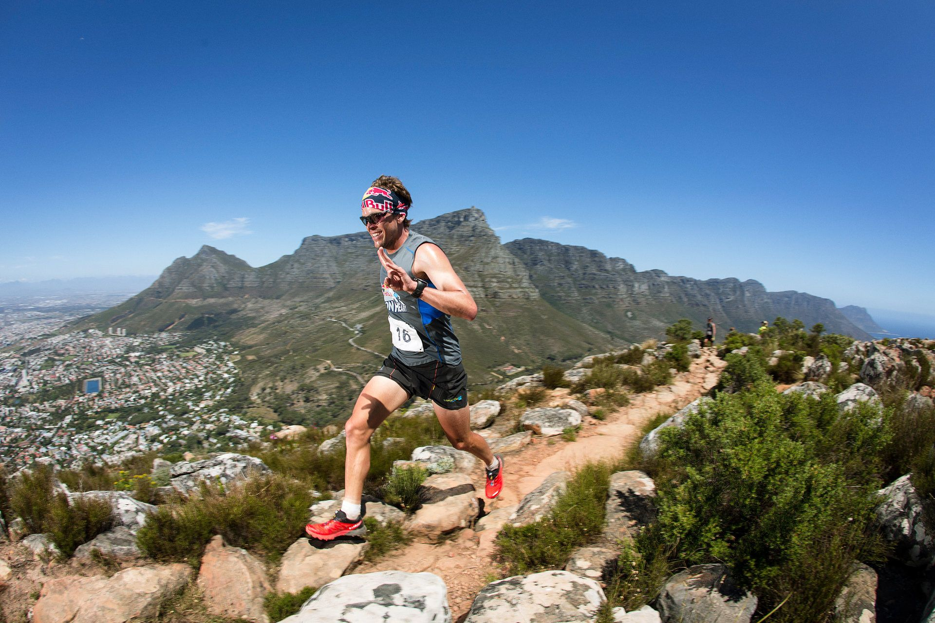 10 Tips from Ultramarathon Runner Ryan Sandes Ultra