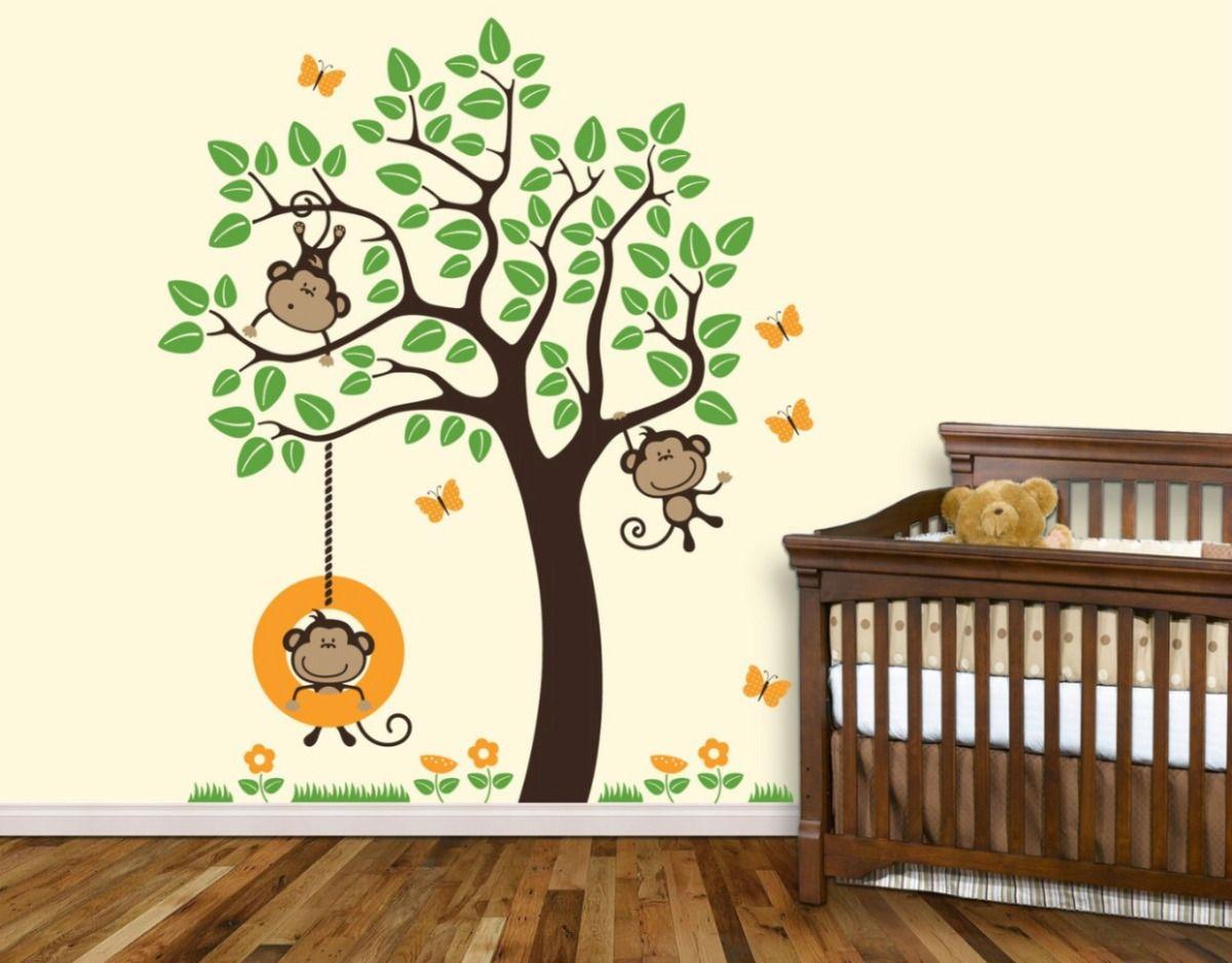 Descubre los mejores vinilos decorativos para el cuarto de for Vinilo habitacion bebe nina