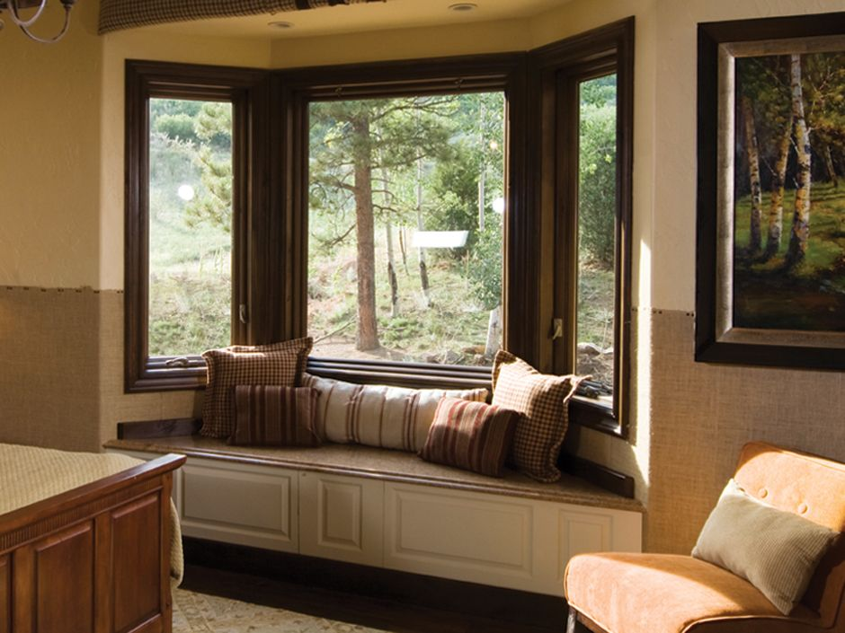 Renewal by andersen bay window our windows pinterest for Energy efficient bay windows