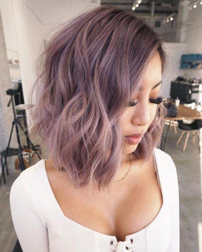 Bunte Haare Diese Hair Styles Liegen 2018 Voll Im Trend In 2019